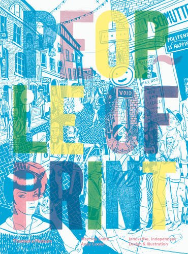 People of Print: Innovative, Independent Design & Illustration pdf epub