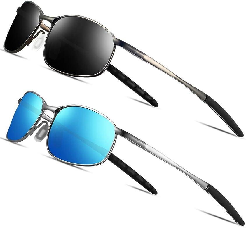 Feitu FD 9005 - Gafas de sol deportivas para hombre, polarizadas ...