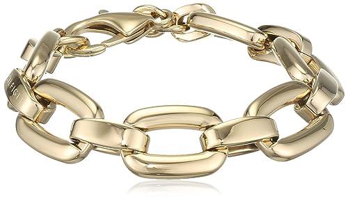 Tommy Hilfiger Damen-Armband 333 Gelbgold Emaille 20 cm-270088