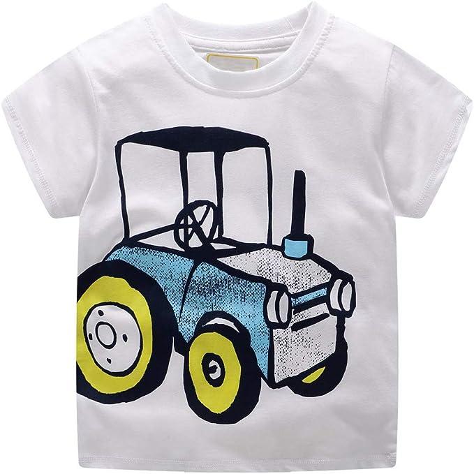 Lazzboy Camisa para Niño Bebés, Ropa, Manga Corta, patrón de ...
