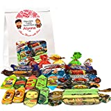 russian chocolate - Gourmet Russian and Ukrainian Chocolate Candy Assortment, 1 lb/ 0.45 kg by Gourmet Gifts