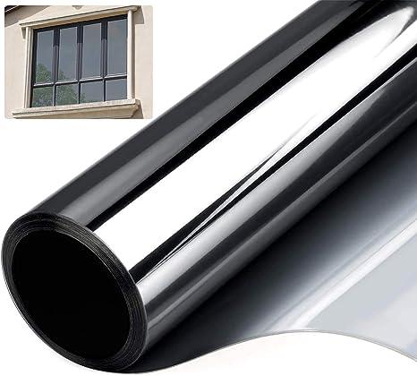 Privacy Window Film Glass Tint UV Sun Protection Heat Control Decorative Tint