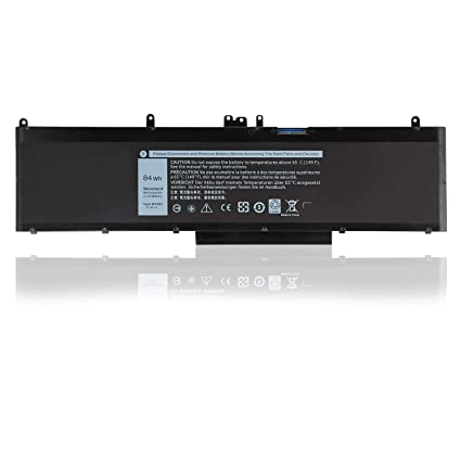 Amazon com: TG-TECH Compatible WJ5R2 Battery Replacement for Dell