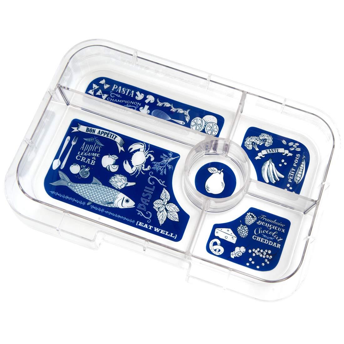 Yumbox Tapas XL Lunchbox (Brooklyn Grün, 4er NYC) – Bento Box für Erwachsene   Unterteilte Brotdose   Brotzeitbox mit Unterteilung   Auslaufsicher getrennte Fächer B07MFLFCLB Bento Boxen