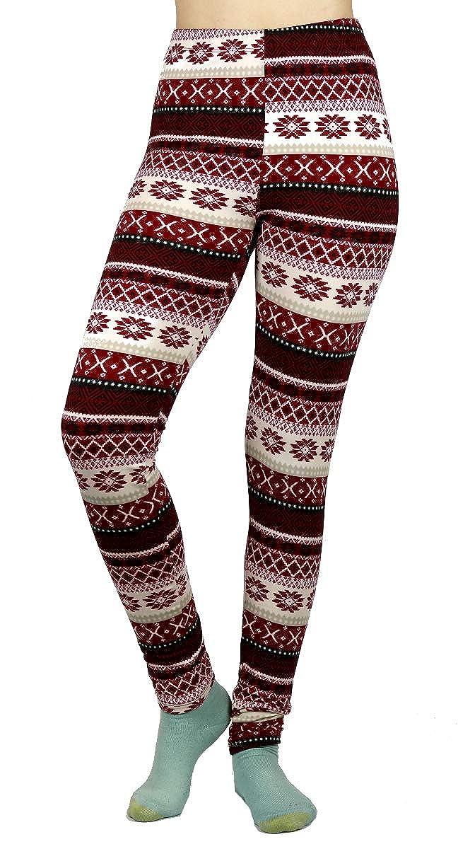 fa99f208e2a Premium Women s Leggings Winter Warm Soft Comfortable (Junior ...