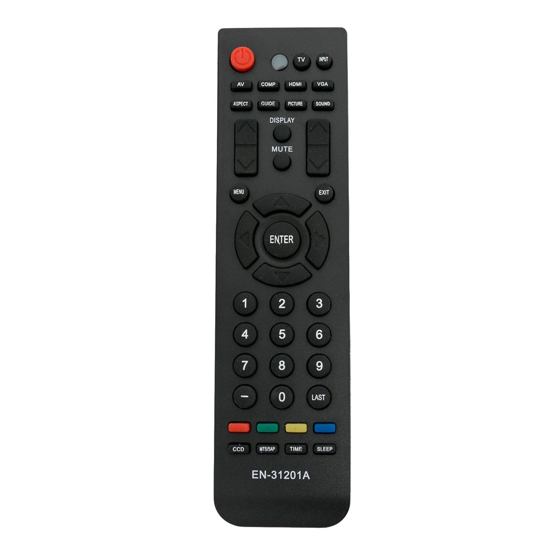 Control Remoto EN 31201A Hisense TV LTDN42V77US LTDN46V86...