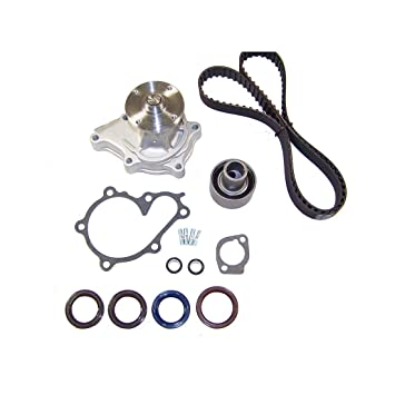 Amazon Com Dnj Tbk616wp Timing Belt Kit With Water Pump For 1984