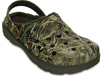 Men's Dasher Realtree Max-5 Lined Clog