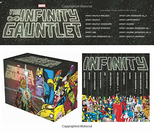 Top 10 recommendation infinity war comic book complete set for 2020