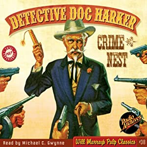 Detective Dime Novels, #1 Audiobook