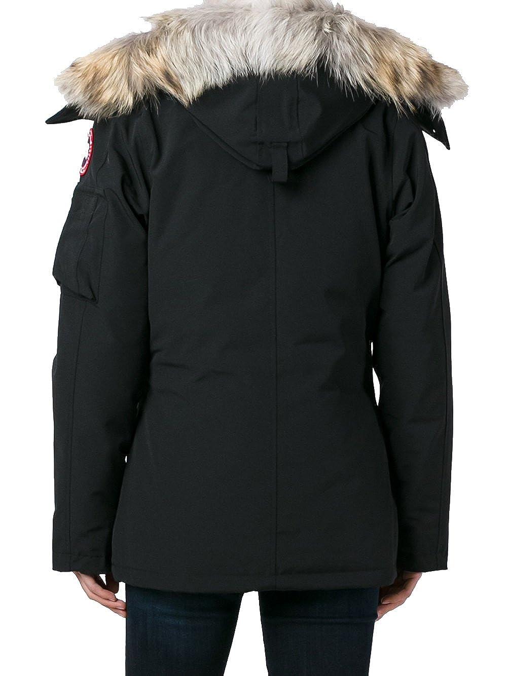 Canada Goose - Abrigo - para Mujer Negro Negro: Amazon.es: Ropa y accesorios