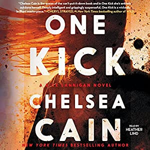 One Kick Audiobook