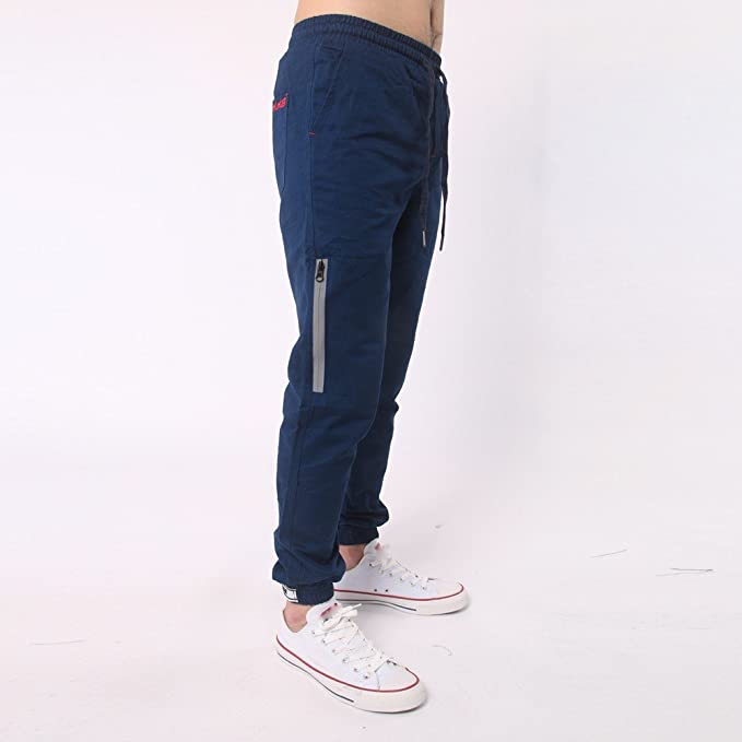 PantalóN Chandal Hombre Ancho Casual Sportwear Baggy Jogger Pants Slacks hasta El Tobillo Pantalones De CháNdal Pantalones De Hombre Beladla: Amazon.es: ...