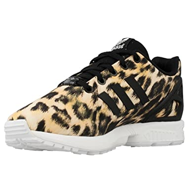 outlet store 574dd 86714 Kids ADIDAS ZX FLUX Trainers Sneakers B25642 UK 10.5K EUR 28.5 US 11K   Amazon.co.uk  Shoes   Bags
