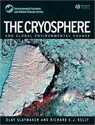 Global climate change and cryospheric evolution in China