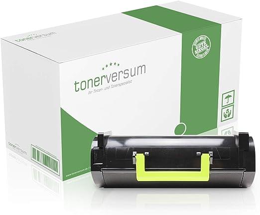 Xxl Toner Kompatibel Zu Lexmark 60f2x00 602x Schwarz Druckerpatrone Für Mx510de Mx511de Mx511dhe Mx511dte Mx610de Mx611de Mx611dhe Mx611dte Black Bürobedarf Schreibwaren