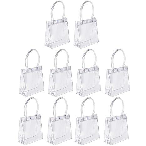 Mishiner 10 Piezas de plástico Transparente Transparente ...