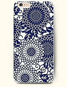 Case Cover For HTC One M9 Huge Blooming Flowers