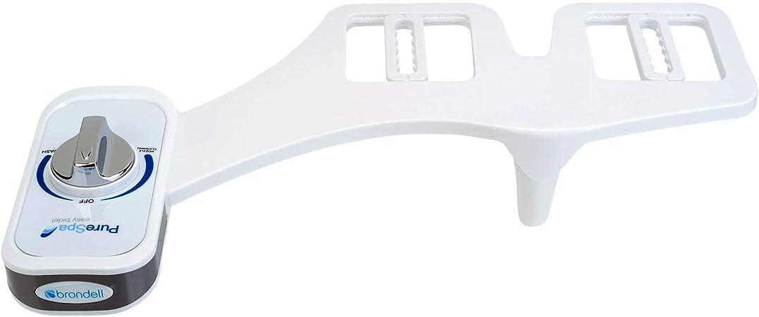 Rose sharprepublic Bidet Portable Bidet Amovible Plastique R/ésistant /à Lhumidit/é