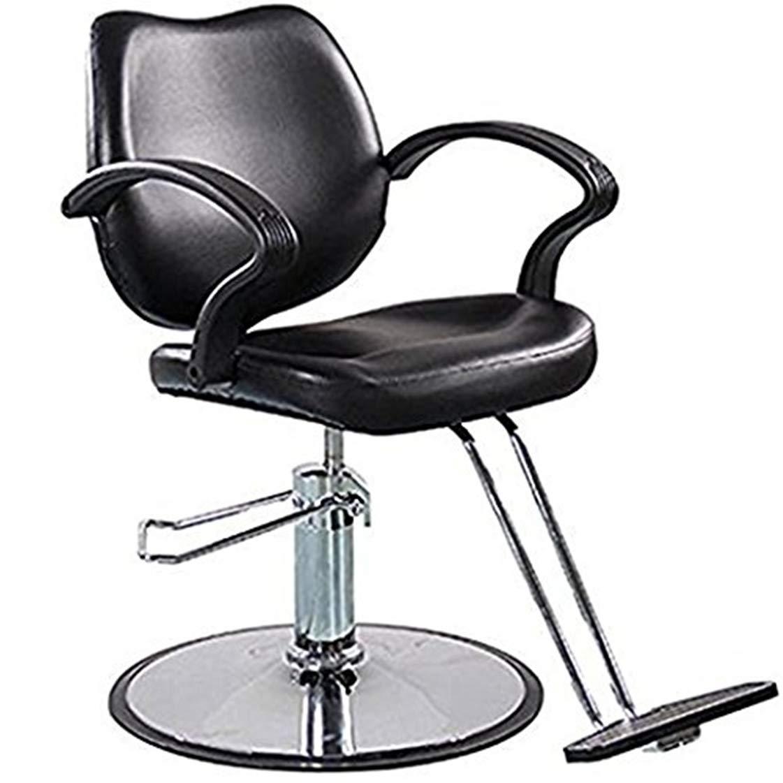 Funnylife Hair Salon Chair Styling Heavy Duty Hydraulic Pump Barber Chair Beauty Shampoo Barbering Chair for Hair Stylist Women Man by Funnylife