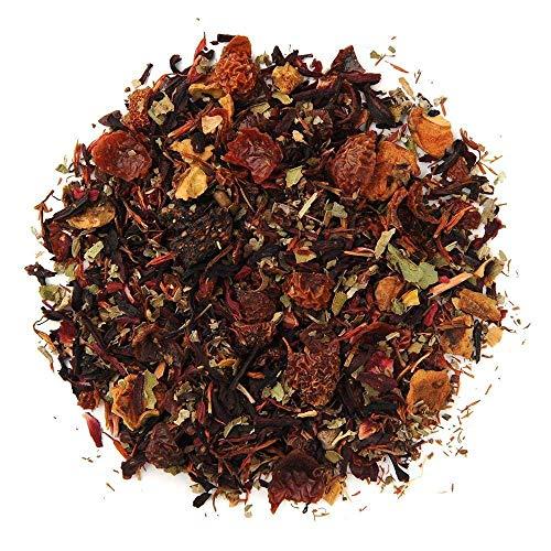 ny, Organic Very Berry Citrus, Herbal Tea, Loose Leaf, USDA Organic, 4 Ounce Bag ()