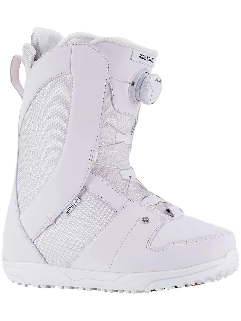 Ride Sage 2019 Snowboard Boot - Women's Lilac 10 by Ride