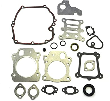 796661 New Engine Gasket Set For Briggs /& Stratton 592173 Engine Replaces # 799495