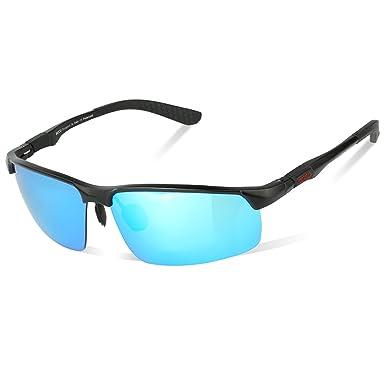 5ad7e7daf28 Duco Men s Hot Fashion Driving Sunglasses Polarized Glasses Sports Eyewear  Fishing Golf Goggles with Al-