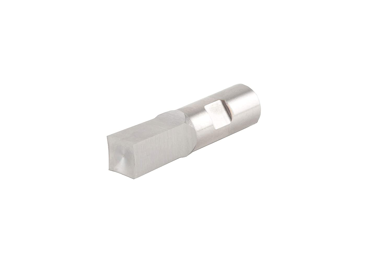 Slater Tools 504-478 Internal Square Broach 0.478 Across Flat 1.75 Length 12.00 mm 0.5 Shank Diameter