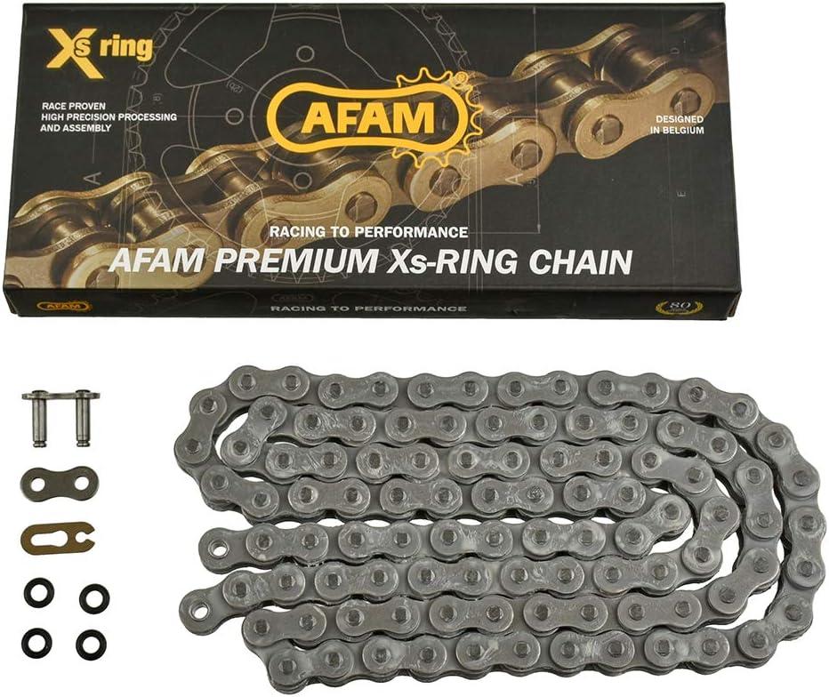 Kettensatz AFAM 520XLR2 passend f/ür NSR 125 R JC22 2001-2001