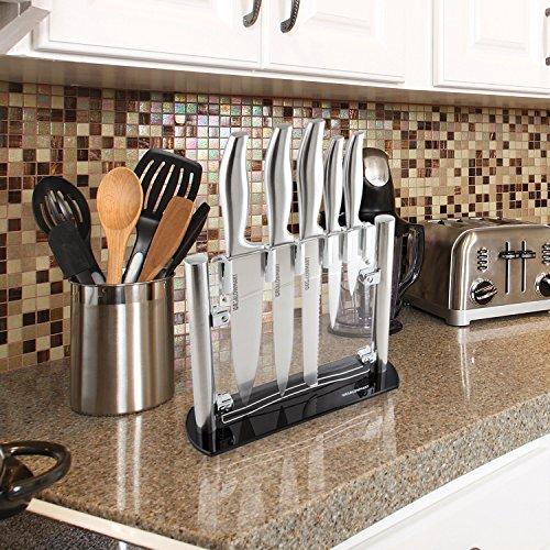 MEGALOWMART Professional 6 Piece Stainless Steel Kitchen