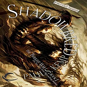 Shadowbred Audiobook