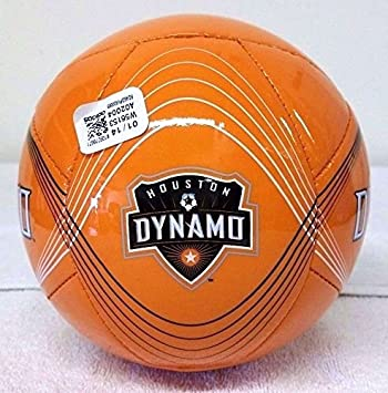 adidas MLS Houston Dinamo Mini balón de fútbol tamaño 1: Amazon.es ...