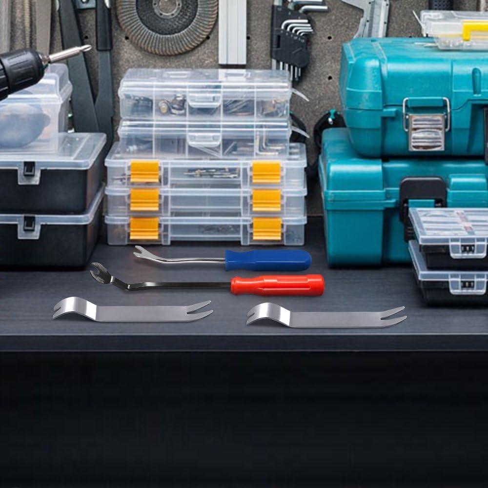 pannello auto Dash radio rimozione Installer leva kit di strumenti chiusura porco Remover raschietto rivestimento di rimozione kit SourceTon auto rimozione Trim kit con set di 10/pezzi