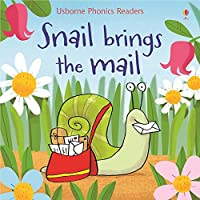 USB - Phonic Readers - Snail Brings the Mail