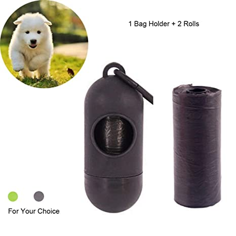 RCRuning-EU dispensador Bolsas Perro, Poo Bag Holder for Dogs, Dog Waste Bag
