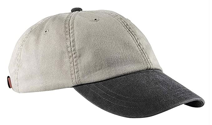 76c42ffdcfece Image Unavailable. Image not available for. Color  Adams Cap 6-Panel Low-Profile  Washed Pigment-Dyed ...