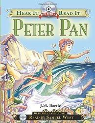 Peter Pan (Hear It Read It Classics)