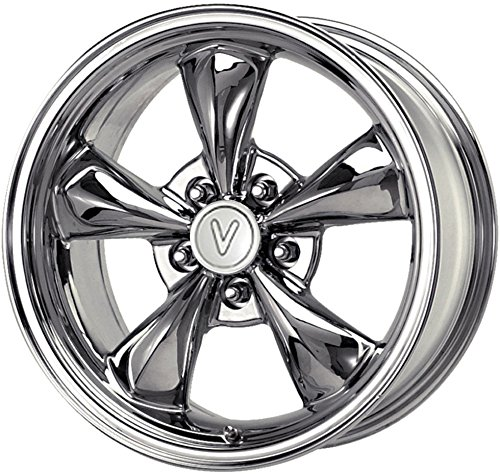 114.3 Replica Wheel (Vöxx Replica Bullet Mustang Chrome Wheel (17x9