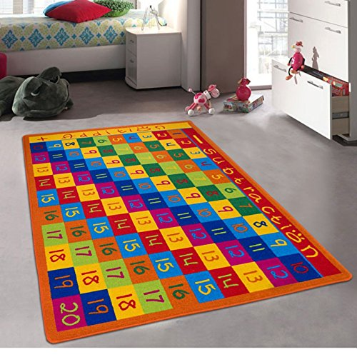 100 chart carpet - 9