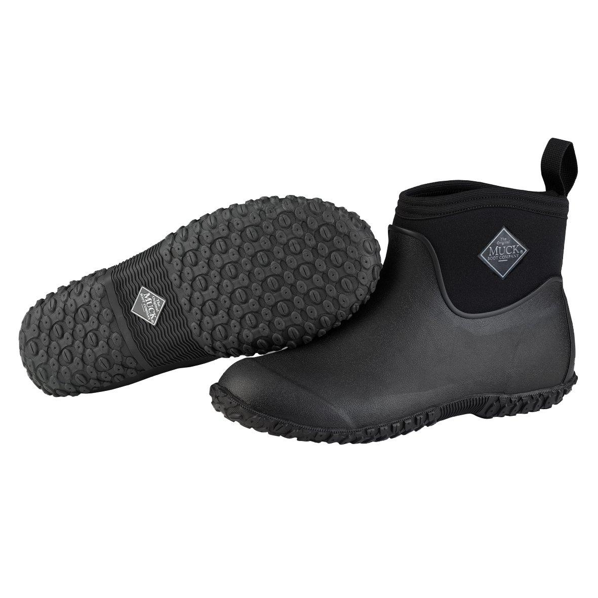 Muck Boot Women's Muckster 2 Ankle Snow Boot B01A7RR6FM 9 B(M) US|Black