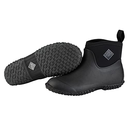 Amazon Muck Ii Ankle Neri Men's shoes Boots Muckster c4jq5A3RL