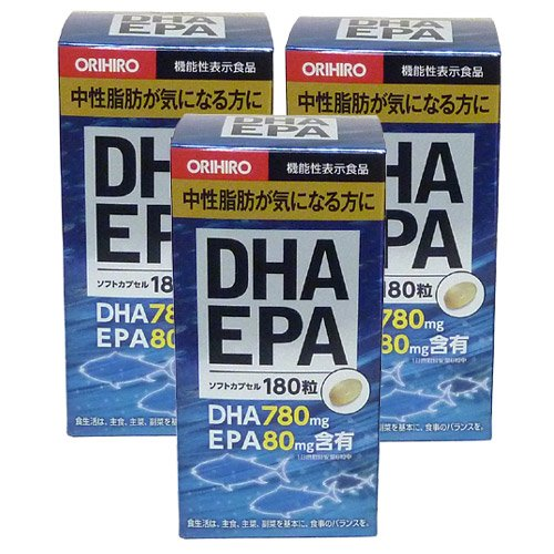 DHAEPA180粒【3本セット】 B071RFMH8S