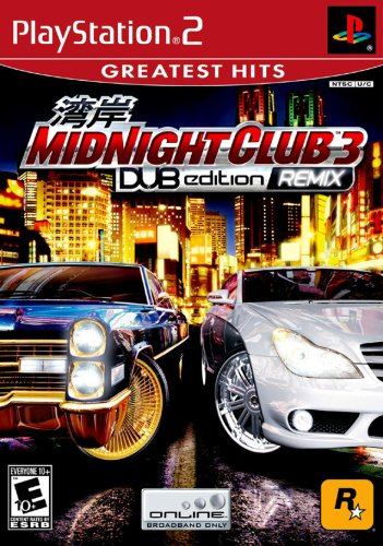 Midnight club 3 dub ed. remix