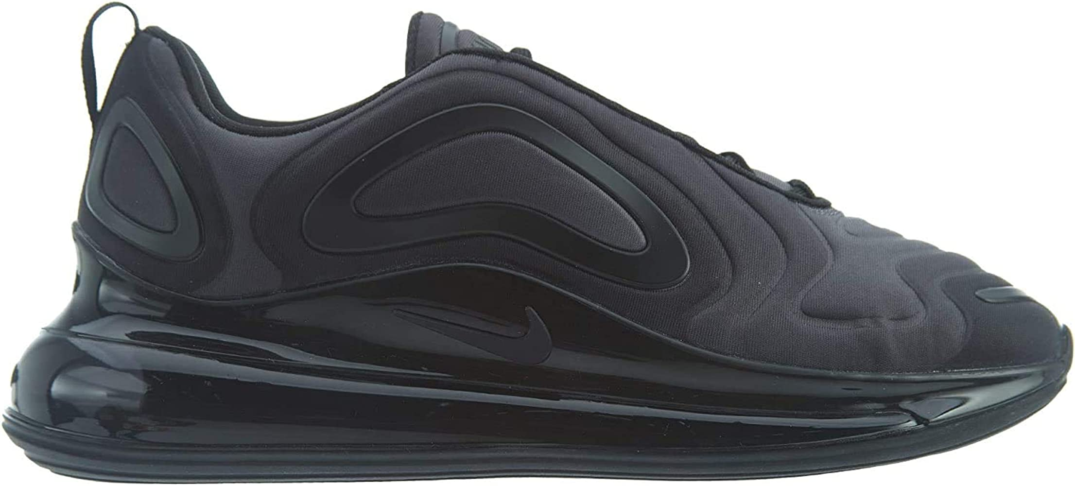 Amazon.com | Nike Air Max 720, Black