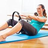 JBM 13 Inch Pilates Ring Fitness Ring, Exercise