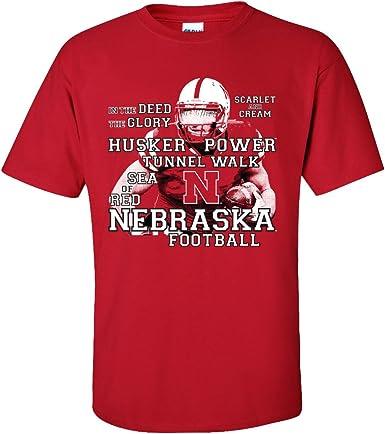 NCAA Nebraska Cornhuskers T-Shirt V2
