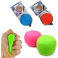 La vraie Balle anti stress - Antistress ball - Couleur aléatoire
