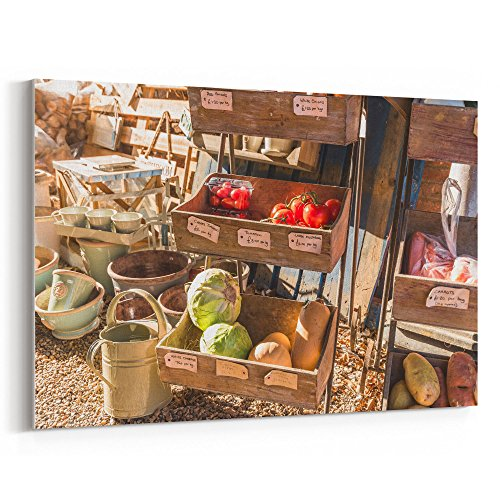 (Westlake Art - Crate Box - 12x18 Canvas Print Wall Art - Canvas Stretched Gallery Wrap Modern Picture Photography Artwork - Ready to Hang 12x18 Inch (6D7F-C0DAD))