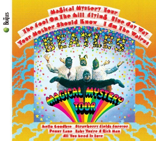 Magical Mystery Tour by The Beatles (2009-09-09) Beatles Magical Mystery Tour Album
